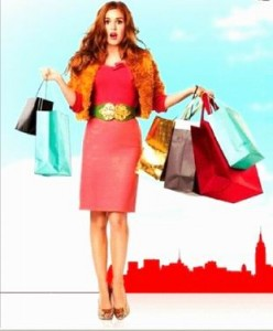 Confessions of a shopaholic Part 1. Confessions-of-a-shopaholic-248x300